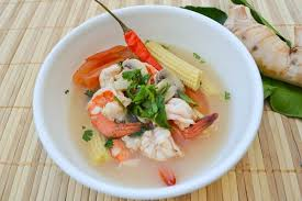 Lemon Grass Soup