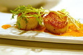 Pan-seared Jumbo Scallops