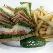 Triple Decker Turkey Club